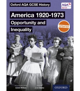 America 1920-1973 - Opportunity and inequality