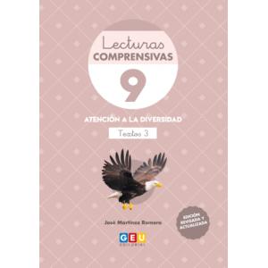 LECTURAS COMPRENSIVAS 9