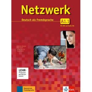 Netzwerk A1.1 Kursbuch