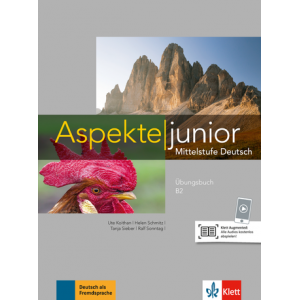 Aspekte junior B2.1 Übungsbuch