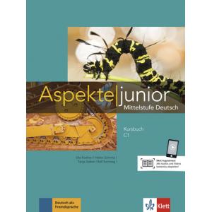 Aspekte junior C1 Kursbuch
