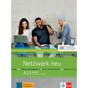 Netzwerk neu A2 interaktives Übungsbuch