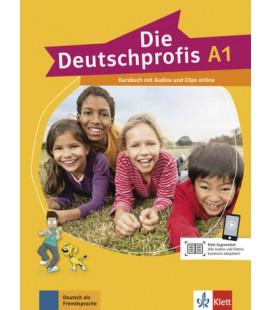 Die Deutschprofis A1.1 interaktives Kursbuch