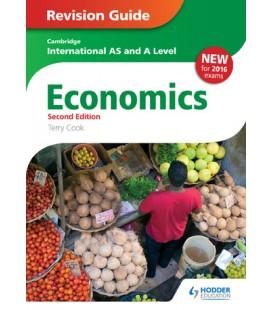 Cambridge International AS/A Level Economics Revision Guide second edition