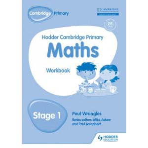 Hodder Cambridge Primary Maths Workbook 1