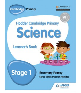 Hodder Cambridge Primary Science Learner's Book 1