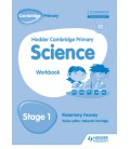 Hodder Cambridge Primary Science Workbook 1