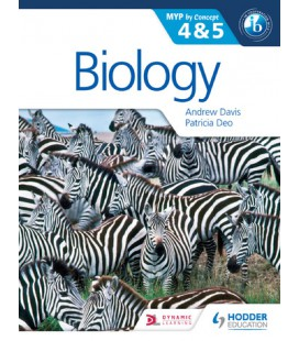 Biology for the IB MYP 4 & 5