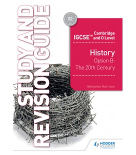 Cambridge IGCSE and O Level History Study and Revision Guide