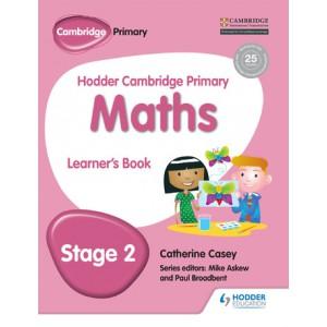 Hodder Cambridge Primary Maths Learner's Book 2