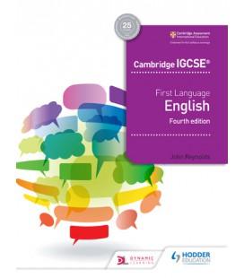 Cambridge IGCSE First Language English 4th edition