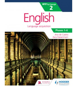 English for the IB MYP 2