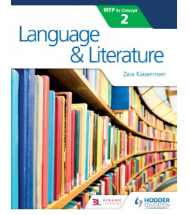 Language and Literature for the IB MYP 2