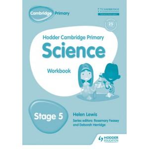 Hodder Cambridge Primary Science Workbook 5