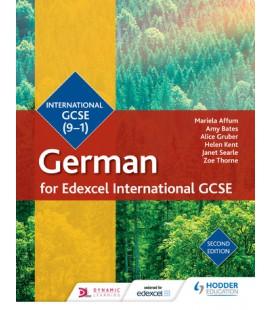 Edexcel International GCSE German Student Book Second Edition