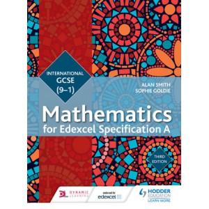 Edexcel International GCSE (9-1) Mathematics Student Book 3ED
