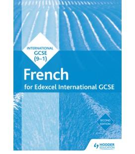 Edexcel International GCSE French Grammar Workbook Second Edition