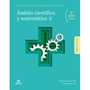 PMAR Ámbito científico y matemático II – Andalucía (2020)
