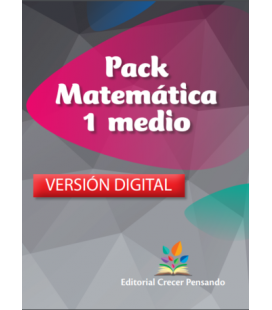 Matemática 1º Medio