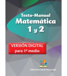 Matemáticas 1 y 2 (1º Medio)