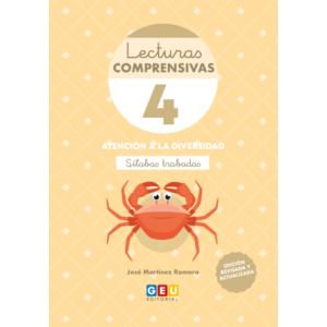 LECTURAS COMPRENSIVAS 4