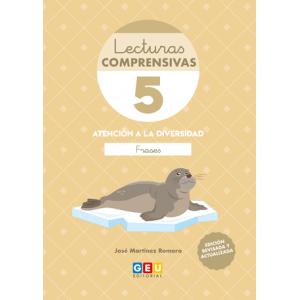 LECTURAS COMPRENSIVAS 5
