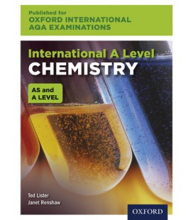 Oxford International AQA Examinations: International A Level Chemistry