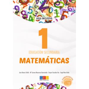 Matemáticas 1. Adaptación curricular. ACI Significativa.