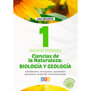 Ciencias de la Naturaleza: Biología y Geología 1. Adaptación curricular.