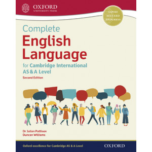 Complete English Language for Cambridge International AS & A-Levels. 2nd Ed