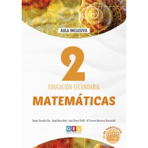 Matemáticas 2. Adaptación curricular. ACI No Significativa.