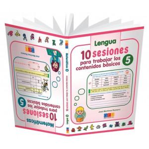 10 SESIONES PARA TRABAJAR LOS CONTENIDOS BÁSICOS 5