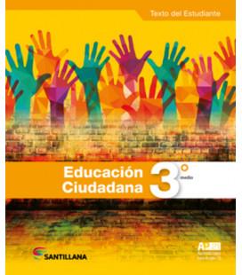 Educación Ciudadana 3º medio, texto del estudiante