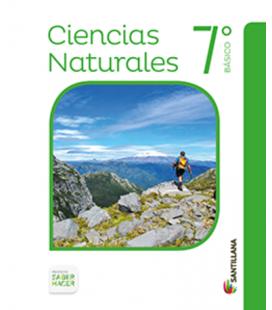 Ciencias Naturales 7º (Saber Hacer)