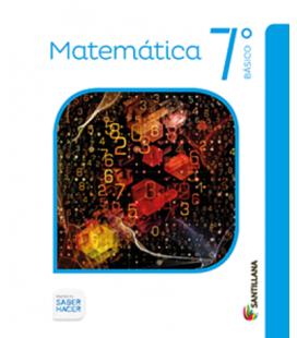 Matemáticas 7º (Saber Hacer)