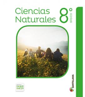 Ciencias Naturales 8º (Saber Hacer)