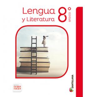Lengua y literatura 8º (Saber Hacer)