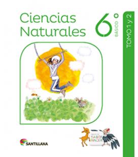 Ciencias Naturales 6º PDF